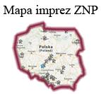 Mapa imprez ZNP