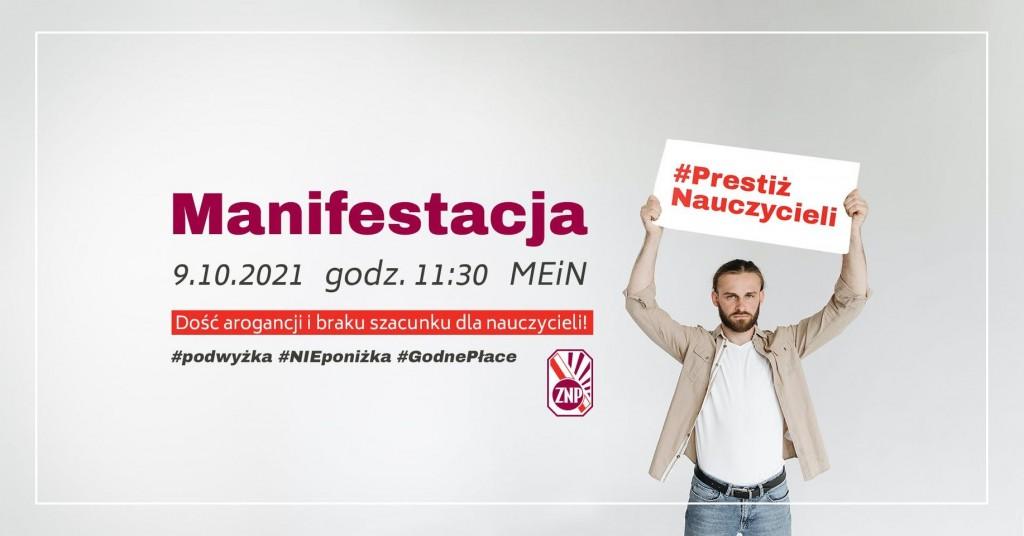 MANIFESTACJA 09-10-2021